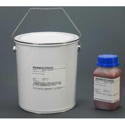 Kauczuk silikonowy do odlewania tamponów ELASTOSIL RT 623 A/B 5kg Wacker Chemie RTV-2 60009736 60009750