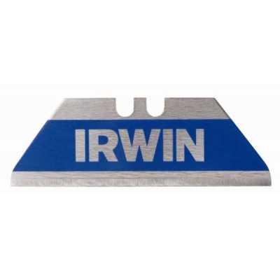 Ostrze trapezowe bezpieczne Bi-Metal Blue podajnik 50szt. Irwin 10505824