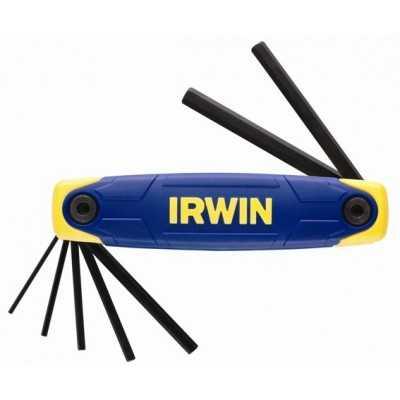 Zestaw składany kluczy sześciokątnych 2,0-8,0 7szt. Irwin T10765