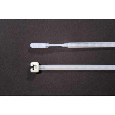 Opaska kablowa 100x2,5mm Q18R-PA66-NA 100szt. HellermannTyton 109-00001