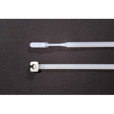 Opaska kablowa 420x7,7mm Q120R-PA66-NA 100szt. HellermannTyton 109-00026