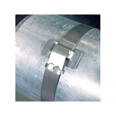 Opaska kablowa stalowa 500x16 AMT5L16SB 10szt. HellermannTyton 111-00327
