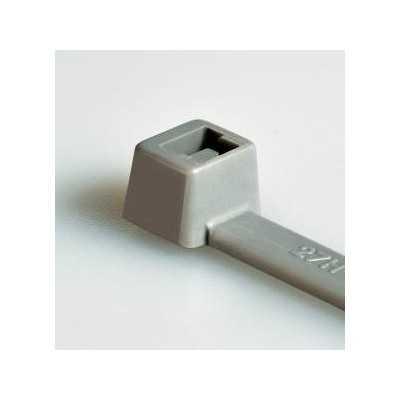 Opaska kablowa 200x4,6 T50R-PA46-GY 100szt. HellermannTyton 111-00824