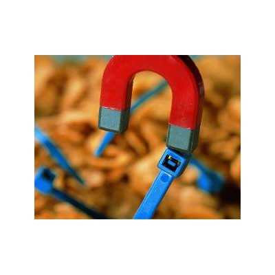 Opaska kablowa 150x3,5 MCT30R-PA66MP-BU 100szt. HellermannTyton 111-00829