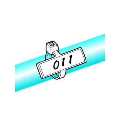 Opaska identyfikacyjna 100x2,5 IT18R-PA66-NA 100szt. HellermannTyton 111-81821