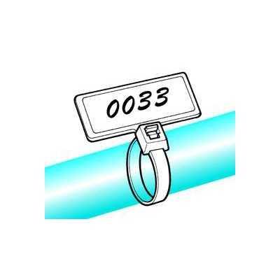 Opaska identyfikacyjna 100x2,5 IT18FL-PA66-NA 100szt. HellermannTyton 111-81919