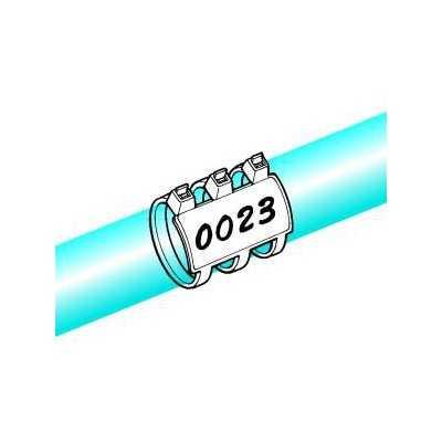 Opaska identyfikacyjna 205x4,7 IT50RT-PA66-NA 50szt. HellermannTyton 111-85119