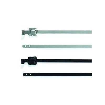 Opaska kablowa stalowa 230x10,26 MLT8SSC10 100szt. HellermannTyton 111-91001