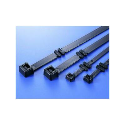 Opaska mocująca 320x7,6 CTF120-PA66-BK 100szt. HellermannTyton 111-98121