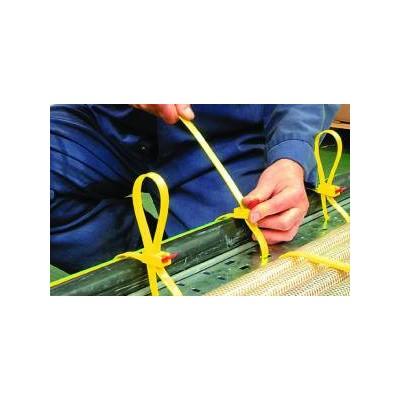 Opaska kablowa rozpinalna 750x13,0 SPEEDYTIE-PA66-YE 25szt. HellermannTyton 115-00000