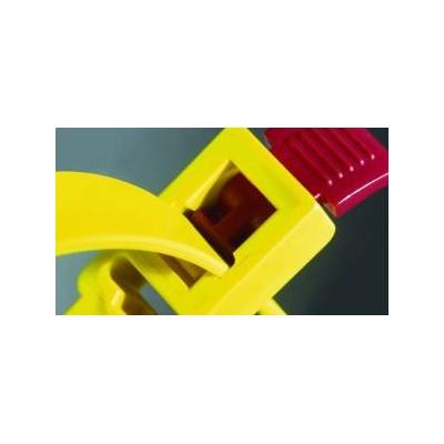 Opaska kablowa rozpinalna 750x13,0 SPEEDYTIE-PA66-YE 5szt. HellermannTyton 115-00001