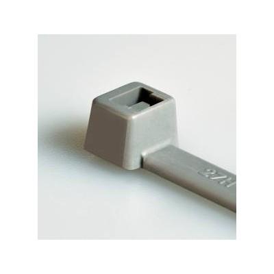 Opaska kablowa 210x4,7 T80R-N66-GY 100szt. HellermannTyton 116-08018