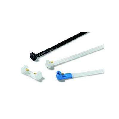 Opaska kablowa 500x8,0 KR8/50-W-BK 50szt. HellermannTyton 121-05060