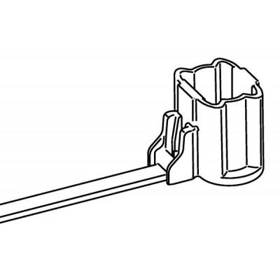 Opaska mocująca T50SOSSB6E 500szt. HellermannTyton 155-46303