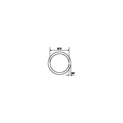 Wąż spiralny SBPTFE1.5-PTFE-NA 5m HellermannTyton 161-45000