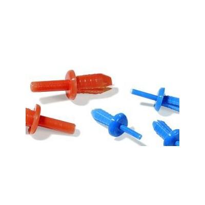 Nity rozprężne Ductafix R4-N6-BU 1000szt. HellermannTyton 181-42400