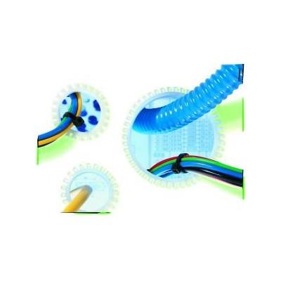 Profil ochronny Flexiform G51T-H-PTFE-NA 3m HellermannTyton 251-30809