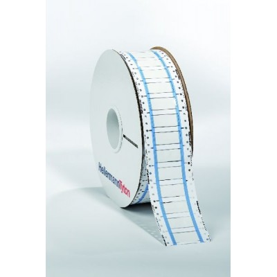 Oznacznik termokurczliwy TLFX64DS-2x25WH 6000szt. HellermannTyton 553-60023
