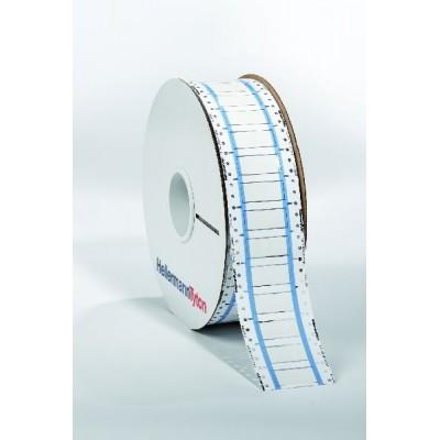 Oznacznik termokurczliwy TLFX254DS-2x25WH 2000szt. HellermannTyton 553-60027