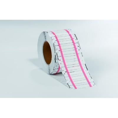 Oznacznik termokurczliwy TULT4.8-1.6DS-2x25WH 2000szt. HellermannTyton 553-71014