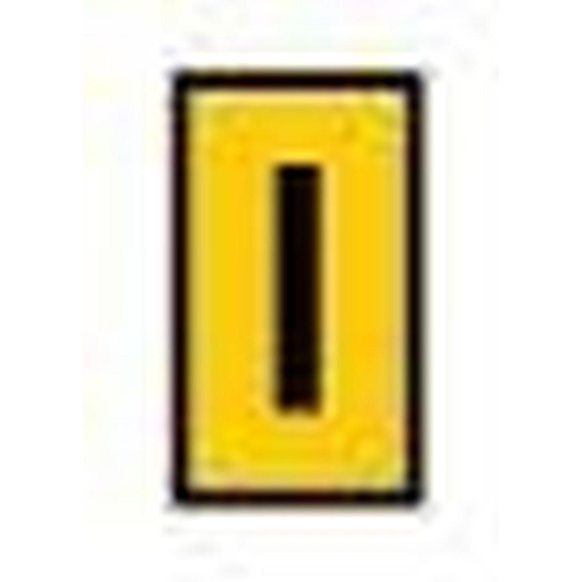 Oznacznik kablowy WIC1-I-PA-YE 200szt. HellermannTyton 561-01094