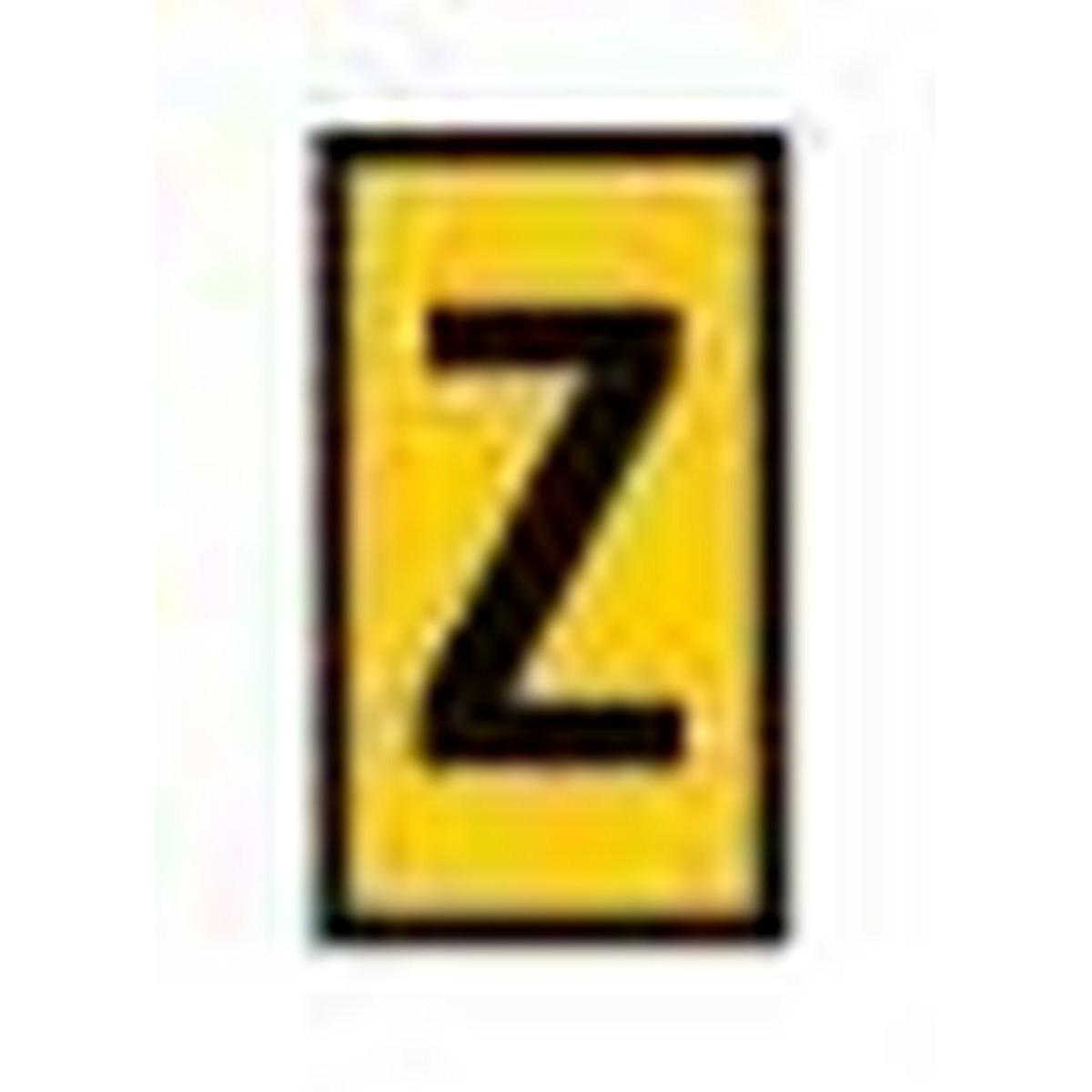 Oznacznik kablowy WIC2-Z-PA-YE 200szt. HellermannTyton 561-02264