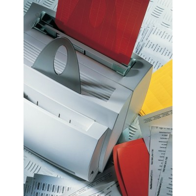 Etykieta samoprzylepna Helatag TAG163LA4-1101-WH biały, 2500szt. HellermannTyton 594-11011