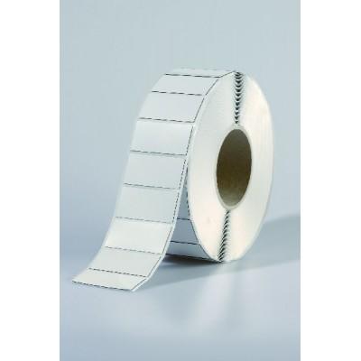Etykieta panelowa Helatag TAG45-25TDK1-1220-WH 1000szt. HellermannTyton 596-00568