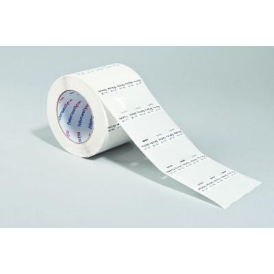 Etykieta samoprzylepna Helatag TAG3TD3-323-YECL 1000szt. HellermannTyton 596-03322
