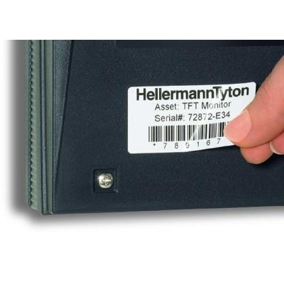 Etykieta samoprzylepna Helatag TAG15TD3-1205-WH 7500szt. HellermannTyton 596-12015
