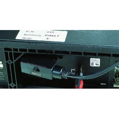 Etykieta samoprzylepna Helatag TAG63TD1-1210-WH 1000szt. HellermannTyton 596-12154