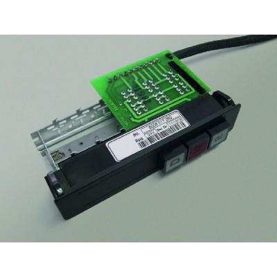 Etykieta samoprzylepna Helatag TAG63TD1-1206-WH 1000szt. HellermannTyton 596-12663