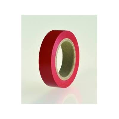 Taśma elektroizolacyjna PVC HelaTape Flex 15 HTAPE-FLEX15RD-15X10 10szt. HellermannTyton 710-00101
