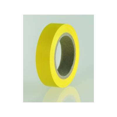 Taśma elektroizolacyjna PVC HelaTape Flex 15 HTAPE-FLEX15YE-15X10 10szt. HellermannTyton 710-00102