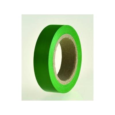 Taśma elektroizolacyjna PVC HelaTape Flex 15 HTAPE-FLEX15GN-15X10 10szt. HellermannTyton 710-00103