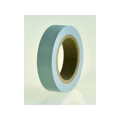 Taśma elektroizolacyjna PVC HelaTape Flex 15 HTAPE-FLEX15GY-15X10 10szt. HellermannTyton 710-00108