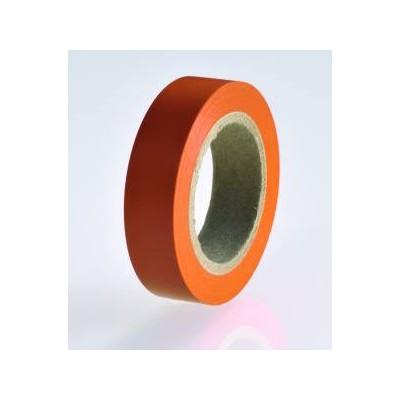 Taśma elektroizolacyjna PVC HelaTape Flex 15 HTAPE-FLEX15OG-15X10 10szt. HellermannTyton 710-00110