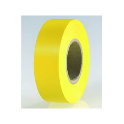 Taśma elektroizolacyjna PVC HelaTape Flex 15 HTAPE-FLEX15YE-19X25 HellermannTyton 710-00124
