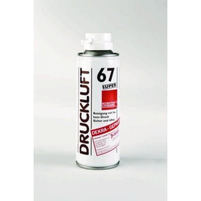 Środek czyszczący spray DUST OFF 67 200ml 12szt. Kontakt Chemie 935-10032, 30826