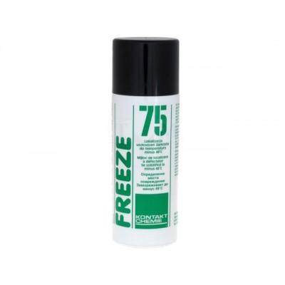 Środek zamrażający spray FREEZE 75 200ml 12szt. Kontakt Chemie 935-10033, 84409