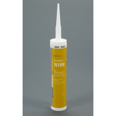 Klej silikonowy ELASTOSIL N199 TRANSPARENT 310ml 25szt. Wacker Chemie RTV-1 60008063
