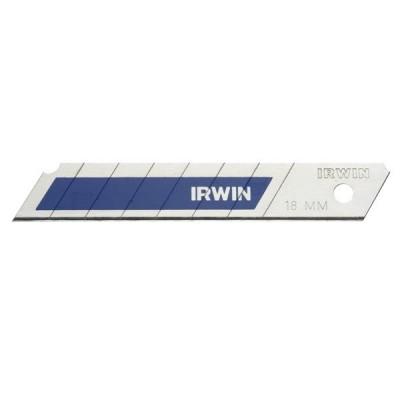 Ostrze łamane Bi-Metal Blue 18mm 5szt. Irwin 10507102