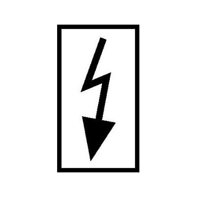 Oznaczniki do przewodów i kabli WIC3-Lightning-PA-WH 100szt. HellermannTyton 561-03739