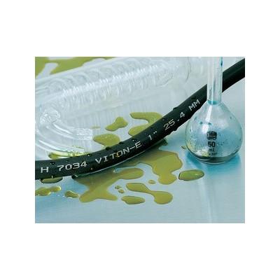 Koszulka termokurczliwa 2:1 VITON-E-4,8/2,4-FPMX-BK 50m HellermannTyton 330-00480