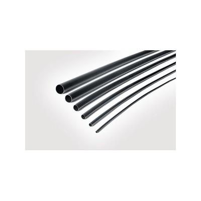 Koszulka termokurczliwa 3:1 TA37-24/8-POX-BK 50szt. HellermannTyton 315-13006