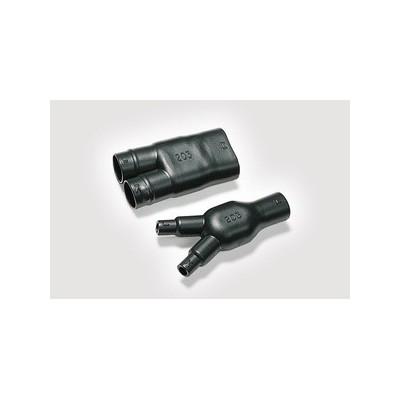 Kształtka termokurczliwa 206-1-G VG 95343 T08 C 001 A HellermannTyton 402-06180