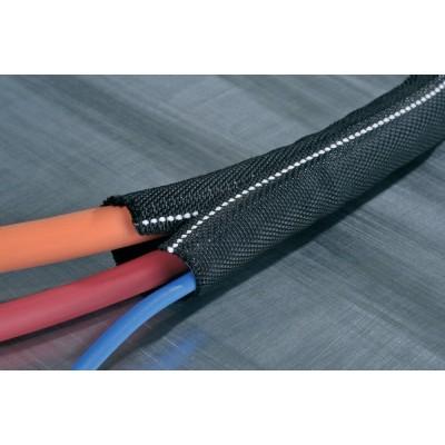Oplot ochronny Helagaine Twist-In-FR-08-PET 100m HellermannTyton 170-01101
