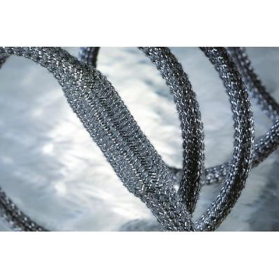 Oplot ochronny Helagaine HEGSAS40-PET-BK 25m HellermannTyton 170-64000