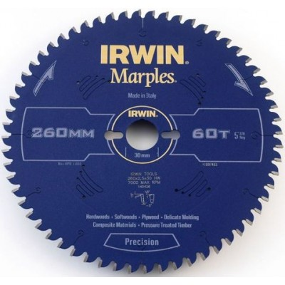 Piła tarczowa Marples do drewna 216x48T Irwin 1897454
