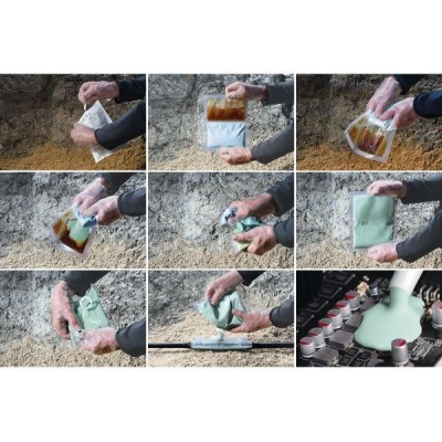 Dwuskładnikowa zalewa poliuretanowa PUR33 Relicon 95ml 435-00250